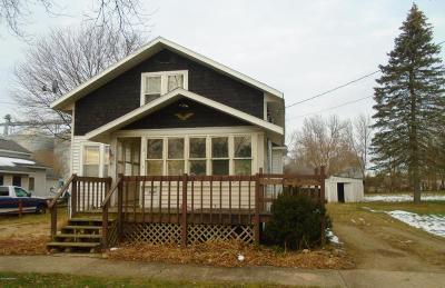 Van Buren County Single Family Home For Sale: 115 E Bronson Street