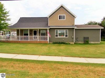 Osceola County Single Family Home For Sale: 2345 20 Mile Road