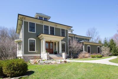 Kalamazoo County Single Family Home For Sale: 7097 Turkey Glen Trail