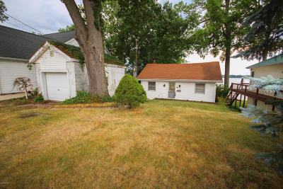 St. Joseph County Single Family Home For Sale: 20026 M 60