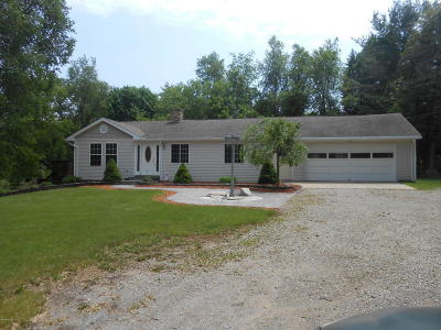 Newaygo County Single Family Home For Sale: 216 Ramshorn Drive