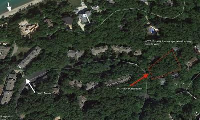 New Buffalo Residential Lots & Land For Sale: 18524 Dunecrest Drive