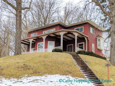 Ionia MI Single Family Home For Sale: $197,900