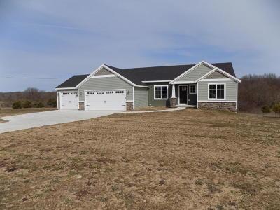Rockford Single Family Home For Sale: 4169 Kroes Street NE