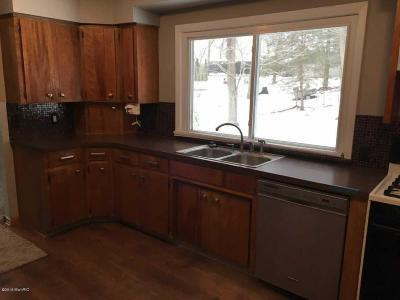 Muskegon Single Family Home For Sale: 912 N Mill Iron Road