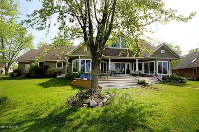 Cass County Single Family Home For Sale: 61296 Patricia Lane
