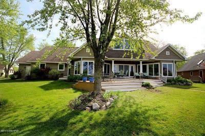 Vandalia Single Family Home For Sale: 61296 Patricia Lane