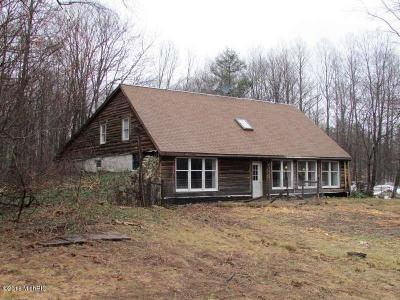 Newaygo County Single Family Home For Sale: 9033 S Green Avenue