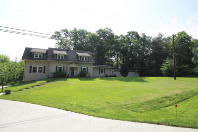 Kalamazoo County Single Family Home For Sale: 15715 Portage Road