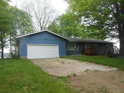 Berrien Center Single Family Home For Sale: 9341 Pokagon Road