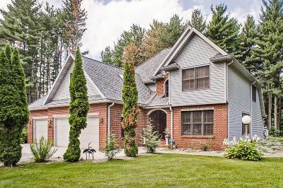 Dowagiac Single Family Home For Sale: 55679 Davis Lane