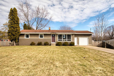 Holland Single Family Home For Sale: 3370 N 146th Avenue