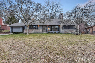 Holland Single Family Home For Sale: 784 South Shore Drive