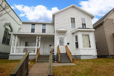 Grand Rapids Multi Family Home For Sale: 232 Spencer Street NE