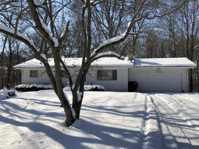 Berrien Springs Single Family Home For Sale: 8712 Maplewood Drive