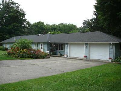 Bronson Single Family Home For Sale: 971 Weaver Road