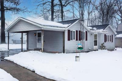 Dowagiac Single Family Home For Sale: 66465 Oak Street