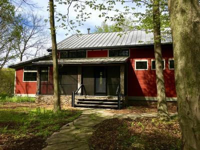 Saugatuck Single Family Home For Sale: 540 Campbell Road