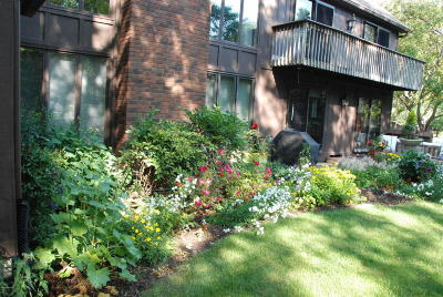 Grand Rapids Condo/Townhouse For Sale: 3141 Middlegate Drive SE