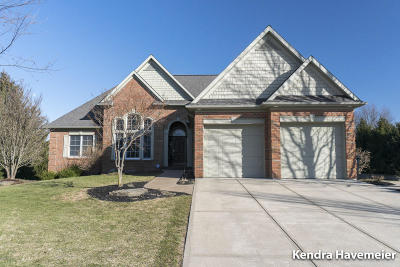 Byron Center Single Family Home For Sale: 7506 Whistlepipe Court SW