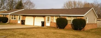 Berrien County Multi Family Home For Sale: 3957 Reinhardt Drive