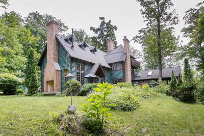 Van Buren County Single Family Home For Sale: 35485 Baseline Road