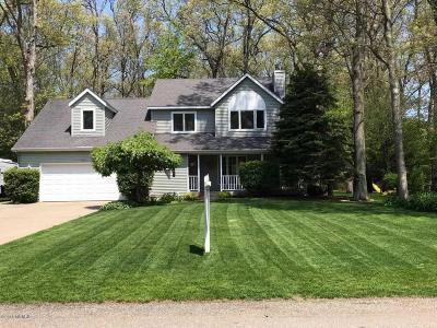 Grand Haven Single Family Home For Sale: 15471 Royal Oak Drive