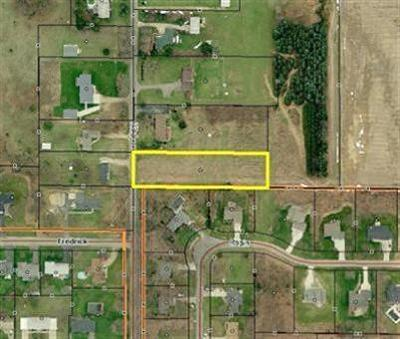 Paw Paw Residential Lots & Land For Sale: 00000 33rd Street