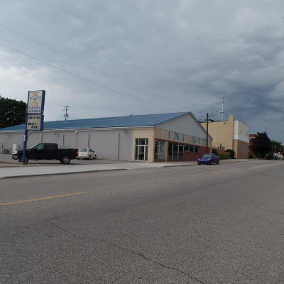 Big Rapids Commercial For Sale: 310 N Michigan Avenue