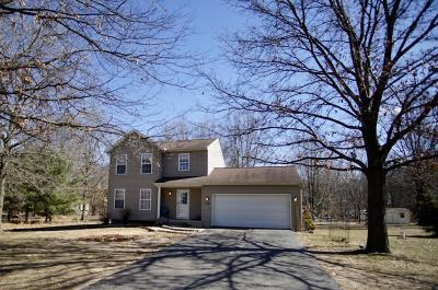 Sparta Single Family Home For Sale: 110 Timmer Drive NE