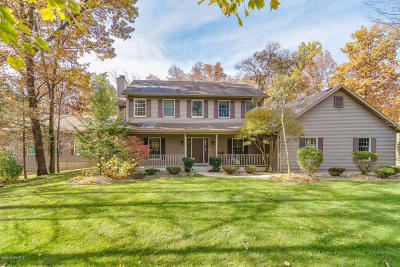 Cass County Single Family Home For Sale: 69570 Bellows Road