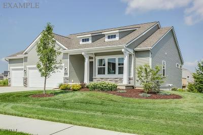 Hudsonville Single Family Home For Sale: 3449 Jamesfield Court