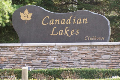 Canadian Lakes Residential Lots & Land For Sale: 9332 Stonebridge Drive