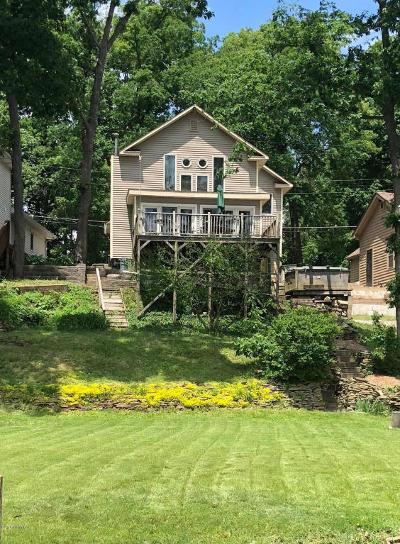Vicksburg Single Family Home For Sale: 15089 N Barton Lake Drive