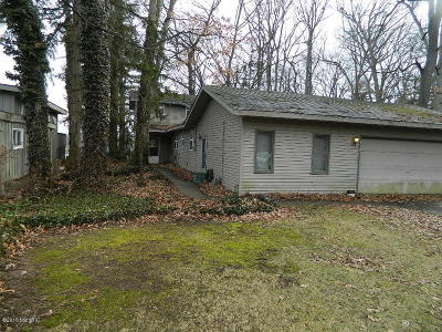 Berrien County Single Family Home For Sale: 316 Fisher Ct