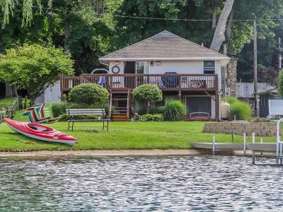 Vandalia Single Family Home For Sale: 66067 Joseph Road