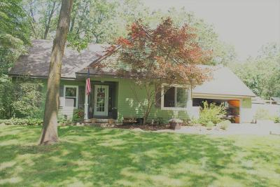 Lowell Single Family Home For Sale: 11901 Alden Pines Drive NE