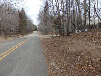 Antrim County, Benzie County, Charlevoix County, Clare County, Emmet County, Grand Traverse County, Kalkaska County, Lake County, Leelanau County, Manistee County, Mason County, Missaukee County, Osceola County, Roscommon County, Wexford County Residential Lots & Land For Sale: Lot 51 Fox Farm Road