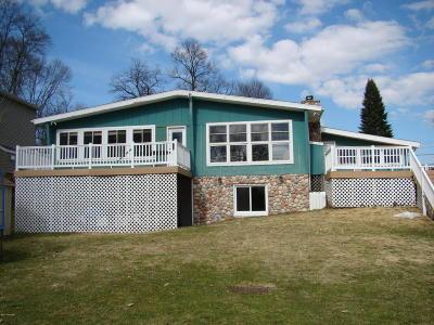 Cassopolis Single Family Home For Sale: 22437 Maple Row Street