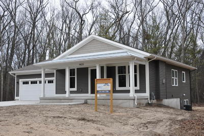Grand Haven Single Family Home For Sale: 14333 Johnson Street