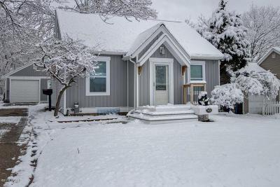 Grandville Single Family Home For Sale: 3308 Chestnut SW