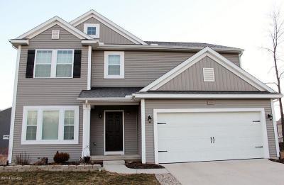 Muskegon Single Family Home For Sale: 2112 Colbert Drive