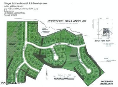 Rockford Residential Lots & Land For Sale: 279 Glenbrook Dr #lot 196