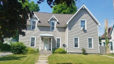 Hart Multi Family Home For Sale: 312 Johnson Street
