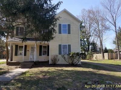 Allegan County Single Family Home For Sale: 9 Lawn Street