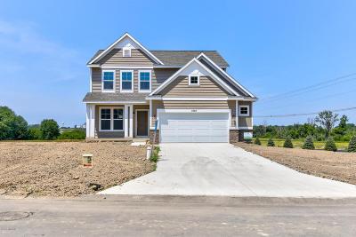 Zeeland Single Family Home For Sale: 2383 Trailside Drive #28