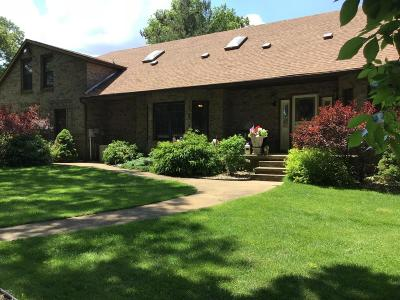 Edwardsburg Single Family Home For Sale: 24040 S Shore