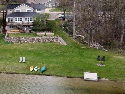 Newaygo County Single Family Home For Sale: 6680 W Lake Drive