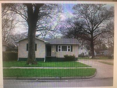 Muskegon Heights Single Family Home For Sale: 2517 Reynolds Street