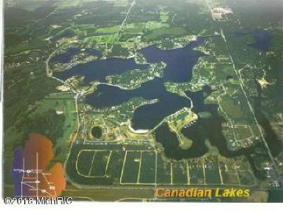 Canadian Lakes Residential Lots & Land For Sale: 9355 Lost Canyon Drive